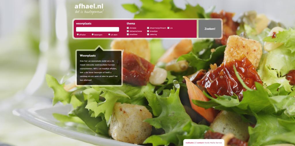 Home - afhael.nl - Afhaalrestaurants Goeree-Overflakkee