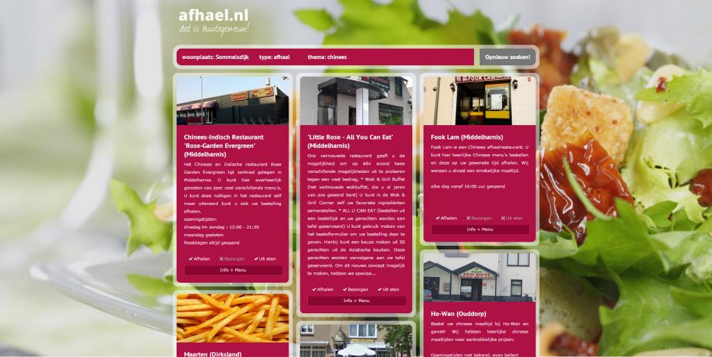 Zoekresultaten voor chinees - afhael.nl - Afhaalrestaurants Goeree-Overflakee