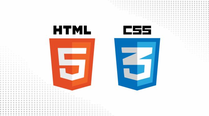 HTML & CSS Videolessen