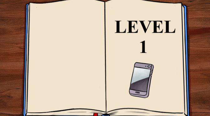 DesignThis! Het eerste level is af!