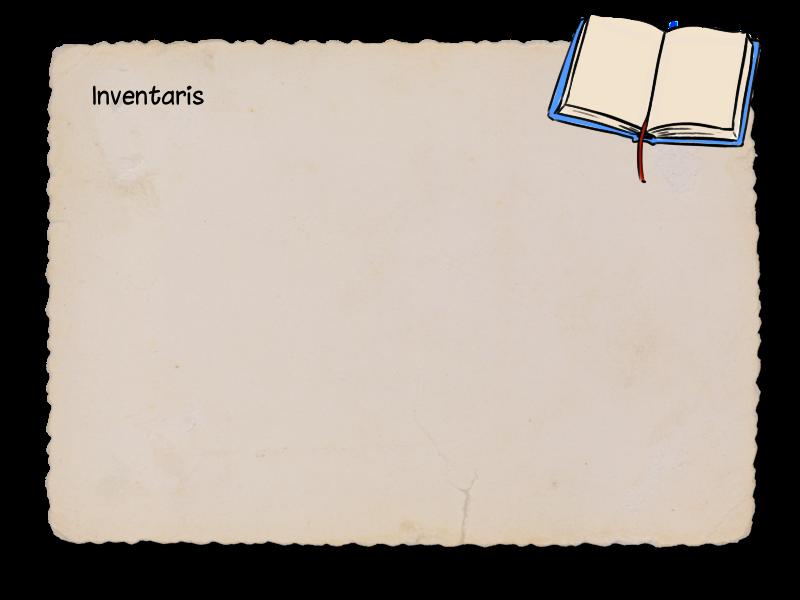 inventaris